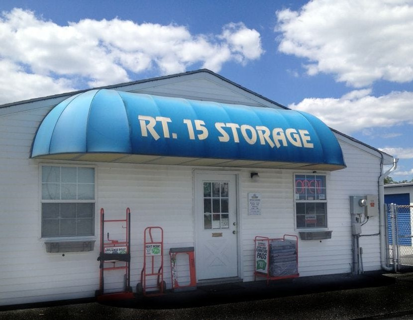 Stop and Store